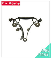Timing Chain Kit Fits Nissan VQ35DE ALTIMA MURANO FX35 3.5L V6 DOHC 24V 2002-03