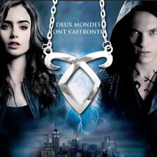 The Mortal Instruments City of Bones Necklace Angelic Power Runes Shadowhunters