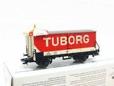 Märklin H0 48777 -01 Bierwagen Tuborg mit Figuren DSB OVP (LN8599)