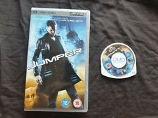 JUMPER UMD Movie PSP