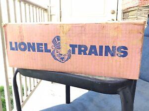 SCARCE ORIGINAL EMPTY BOX FOR LIONEL GIRLS SET 1587S - NO RESERVE