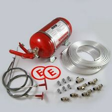 Fire extinguishing system 4,25ltr. mechanical FIA, rally circuit RRS ECO FIREX