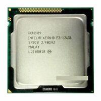 Intel Xeon E3-1265L 2.4GHz Quad Core CPU SR0G0 LGA1155 Gen8 TESTED CPU Processer