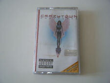 CRAZY TOWN DARKHORSE CASSETTE TAPE SONY RUSSIA 2002 NEW SEALED