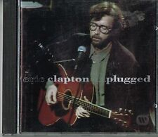 Eric Clapton Unplugged CD MTV English Rock/Blues Singer Guitarist Hall of Famer