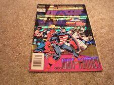 Avengers Terminatrix Objective #1 (1998) Marvel Comics