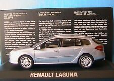 RENAULT LAGUNA ESTATE BLEU ECUME 2007 NOREV 517741 1/43