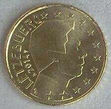 50 euro cent Lussemburgo 2014 unz