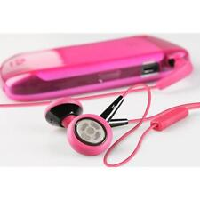iSkin earTones Earbuds Earphones with mic for iPhone, iPad Pink/Black NEW Skype