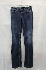 """Silver Jeans Suki Surplus Womens Jeans Size 28/36 HEMMED to 33"""" Used 2052"""
