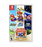 Super Mario 3D All-Stars (Physical Copy) - Nintendo Switch