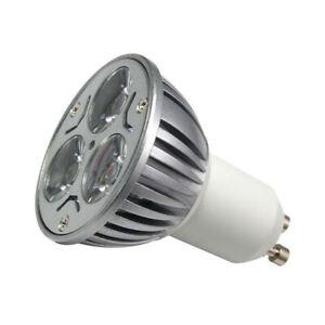 E27/GU10/MR16 3W UV Ultraviolet Purple 12V LED Spot Light Bulb Lamp 85V-265V