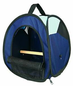 Trixie Small Bird Budgie Senegal Canvas Holiday Transport Vet Carrier 5906