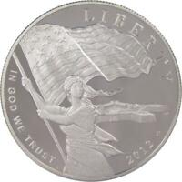 2012 P $1 Star-Spangled Banner Commemorative Silver Dollar US Coin Choice Proof