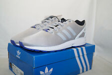 adidas originals ZX FLUX TORSION EU 46 UK11 grau silber B34505 Sneaker