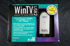Hauppauge 1020 WinTV-USB2 External TV Tuner Sealed