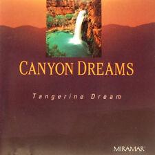 Tangerine Dream - Canyon Dreams - NEW Progressive Rock Cassette