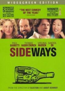 Sideways (DVD, 2009, Widescreen) NEW
