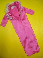 Vtg Barbie SUPERSTAR 80s Doll Clothes FASHION PLAYSET Robe 1984 9265