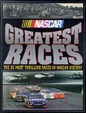 NASCAR Greatest Races Book