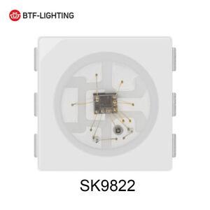 10-500 Pcs SK9822 (Similar APA102) Pixel LED Full Color DATA and CLOCK 6Pins