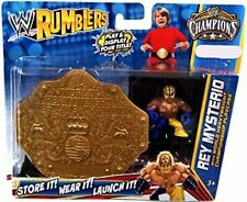 WWE Wrestling Rumblers Exclusive Rey Mysterio World Heavyweight Championship