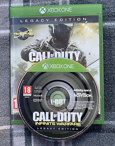 Xbox One Call Of Duty Infinite Warfare Legacy Edition Full Game And Tested