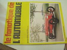 "µµµ Fanatique de l""automobile n°112 Darracq Epopée VP Alfa Romeo 103 Citroen SM"