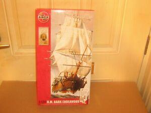 AIFIX - GIFT SET KIT - H.M. BARK ENDEAVOUR -1:120 - level 3 -CAPTAIN COOK,S SHIP