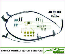 Landcruiser 79 Series Hand Brake Kit Cable + Spring Pin Clip FZJ79 HZJ79 VDJ79
