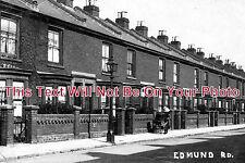 HA 172 - Edmund Road, Southsea, Portsmouth, Hampshire c1910 - 6x4 Photo