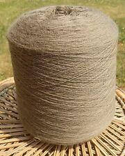 Knitting Machine Yarn 2/30 1200g Wool / Acrylic Mix Coffee Mix IND23.05