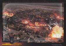 1997 Babylon 5 Special Edition World of Babylon 5 B5 Skybox card W9 Ganymede