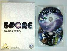 Spore Galactic Edition Boxset (2008) for PC DVD-ROM - Complete (5030930065416)