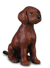 *NEW* CollectA 88069 Irish Red Setter Puppy Dog Model