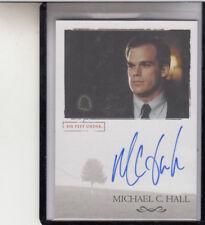 "2004 RITTENHOUSE SIX FEET UNDER  MICHAEL C. HALL ""DAVID FISHER"" AUTOGRAPH AUTO"