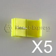 5 x Conectores cable Rapidos roba corriente Scotch Lock 4 a 6mm. (AWG 18-14)