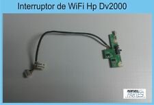 Interruptor de WiFi Hp Pavilion DV2000 WiFi Switch Board HL50.4F501.101