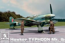 Brengun 1/72 Hawker Typhoon Mk. Ib Mid Production # BRP72003