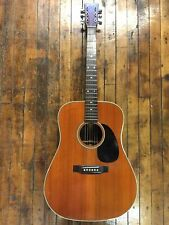 Vintage Sigma Martin Acoustic Guitar DR-28H Made In Japan 1978-1983 MIJ