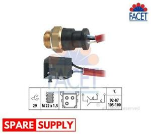 TEMPERATURE SWITCH, RADIATOR FAN FOR SAAB FACET 7.5627