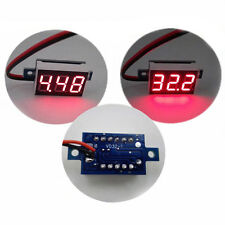 DC LCD Dual Display Power Detector Voltage Current Meter Tester Monitor Tools