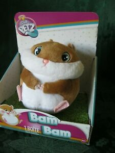 Club Petz  Bam Bam Hamster Toy New in Box 18m+