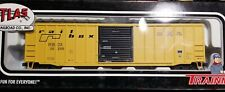 "Atlas Trainman TTX RBOX 50'6"" ACF Box Car"