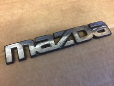 MAZDA RX7 FB - REAR EMBLEM BADGE - JIMMYS