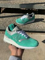 CNCPTS Concepts X New Balance 997 City Rivalry Pack M997NSY turquoise men Size 6