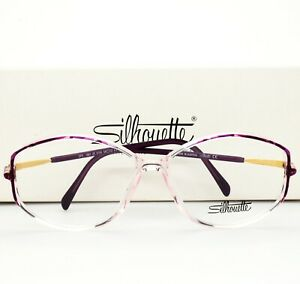 Silhouette Eyeglasses Frame 1861 20 6104 56-13-135 without case