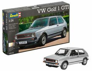 Revell 07072 VW Golf 1 GTI - 1:24 - OVP