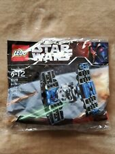 Lego - NEW 2008 Star Wars Mini TIE Fighter  Polybag #8028