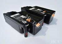 2 x Toner Cartridges For Fuji Xerox CP115w CP116w CP225w CM115w CM225fw CT202264